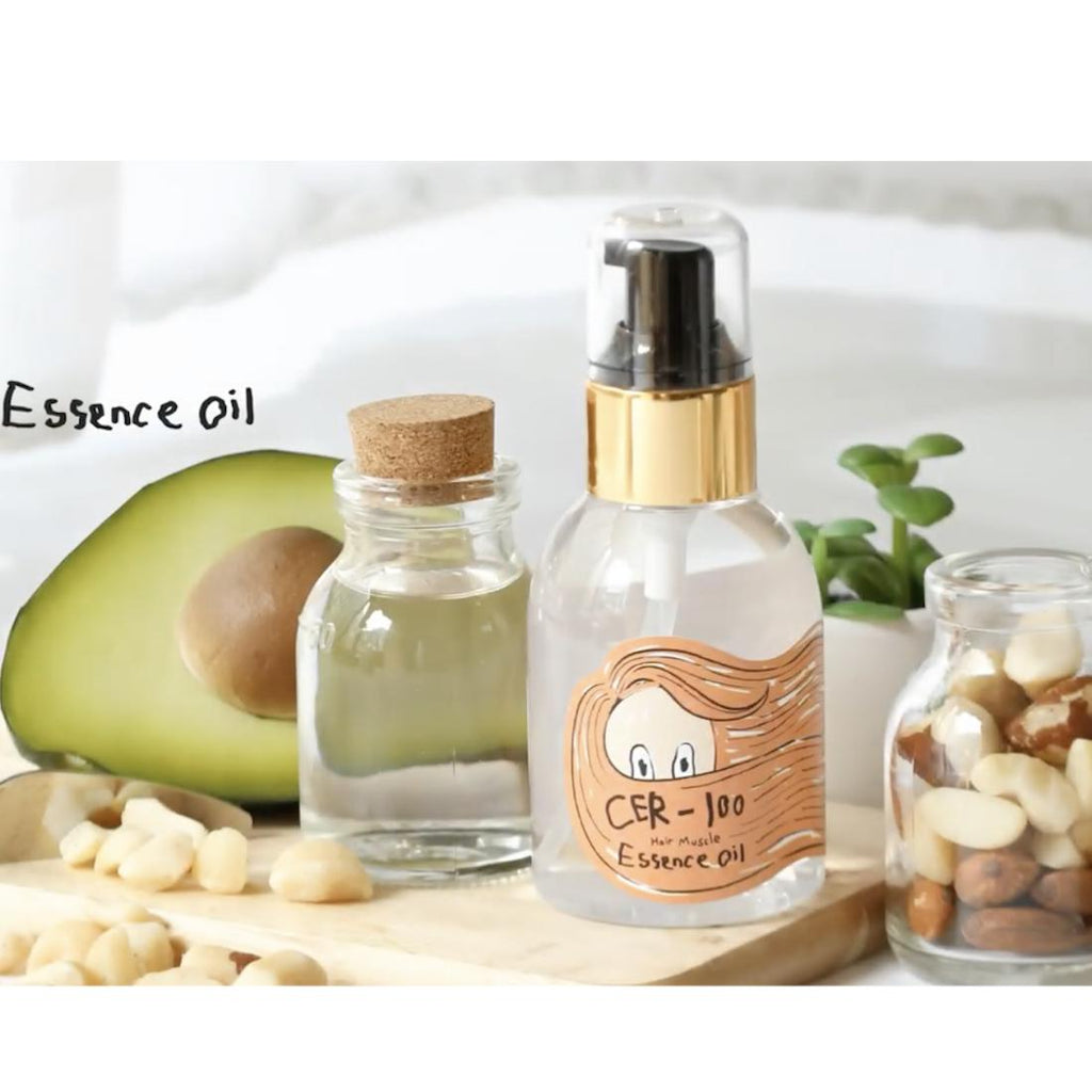 CER-100 Hair Muscle Essence Oil