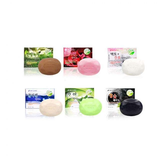 3W CLINIC Collagen Beauty Soap