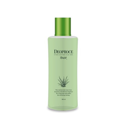 DEOPROCE HYDRO CALMING DOWN CUCUMBER TONER 380ML