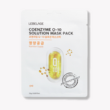 LEBELAGE COENZYME Q-10 SOLUTION MASK