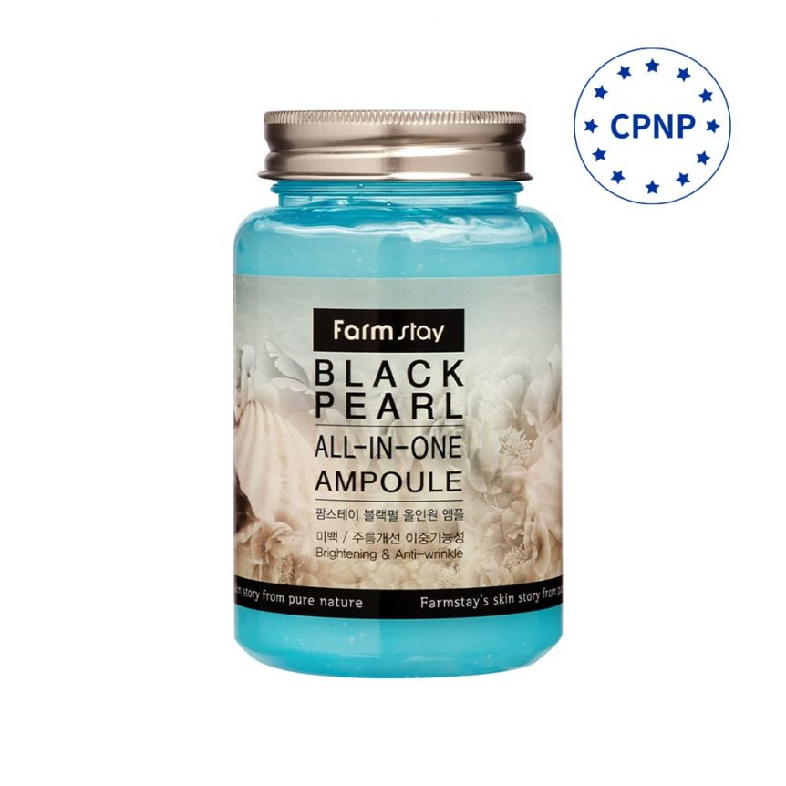 FARMSTAY BLACK PEARL ALL-IN ONE AMPOULE