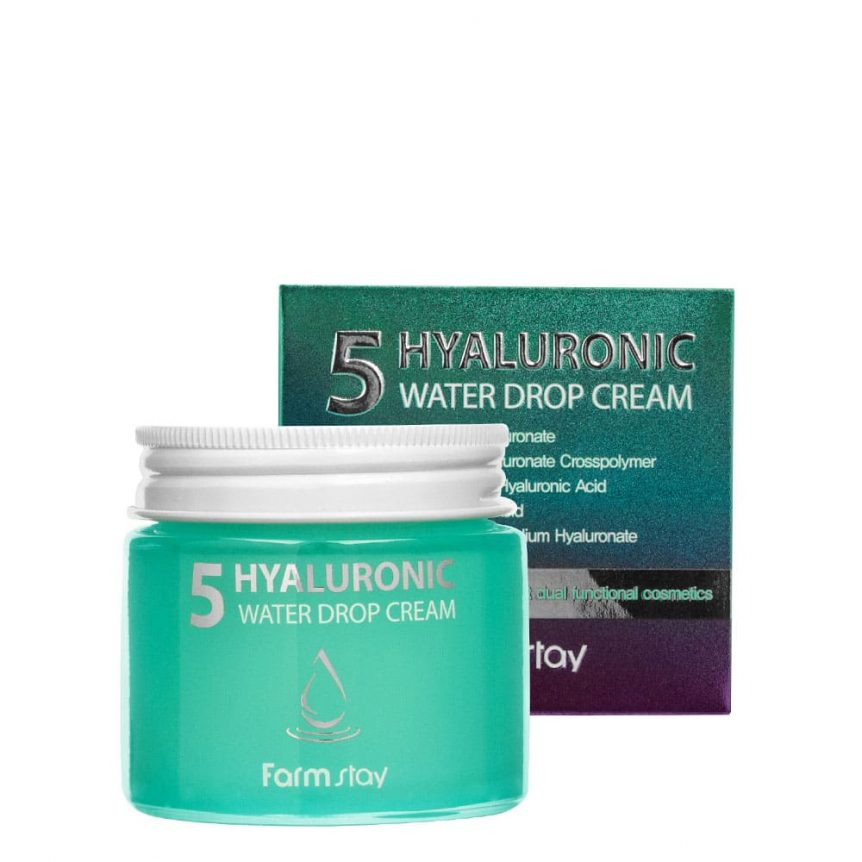FARMSTAY HYALURONIC5 WATER DROP CREAM