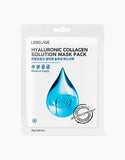 LEBELAGE HYALURONIC COLLAGEN SOLUTION MASK
