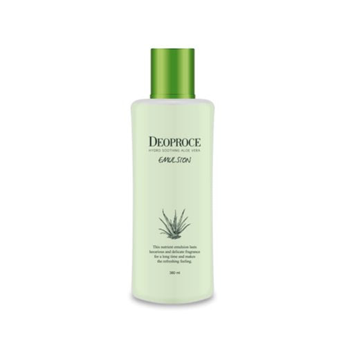 DEOPROCE HYDRO SOOTHING ALOE VERA EMULSION 380ML