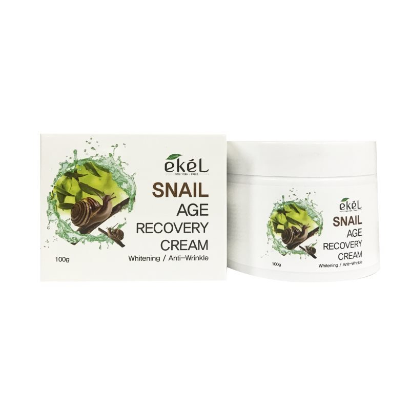 Ekel AGE RECOVERY Cream SNAIL