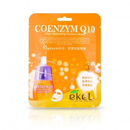 Ekel Ultra Hydrating Essence Mask Coenzym Q10
