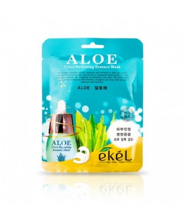 Ekel Ultra Hydrating Essence Mask Aloe