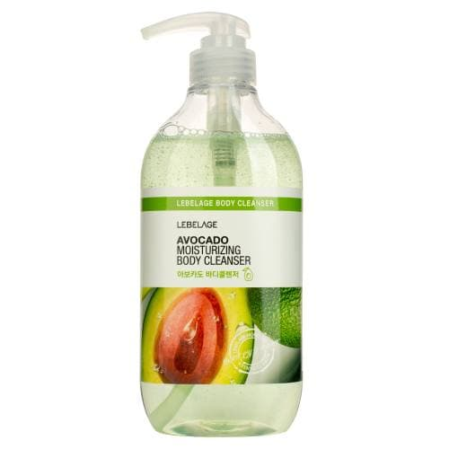 LEBELAGE AVOCADO MOISTURIZING BODY CLEANSER