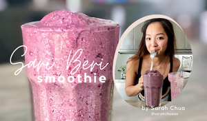 FRIDAY FOODIE FEATURE: The Sari Beri Smoothie by Sarah Chua
