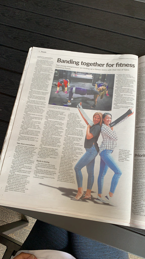 THESWEATCO. on The Star Newspaper