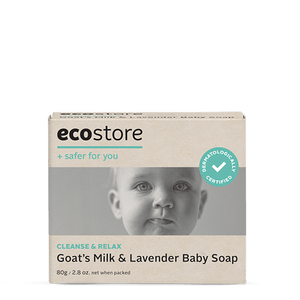 Baby Soap, Goat Milk & Lavender - RE:HEALTH