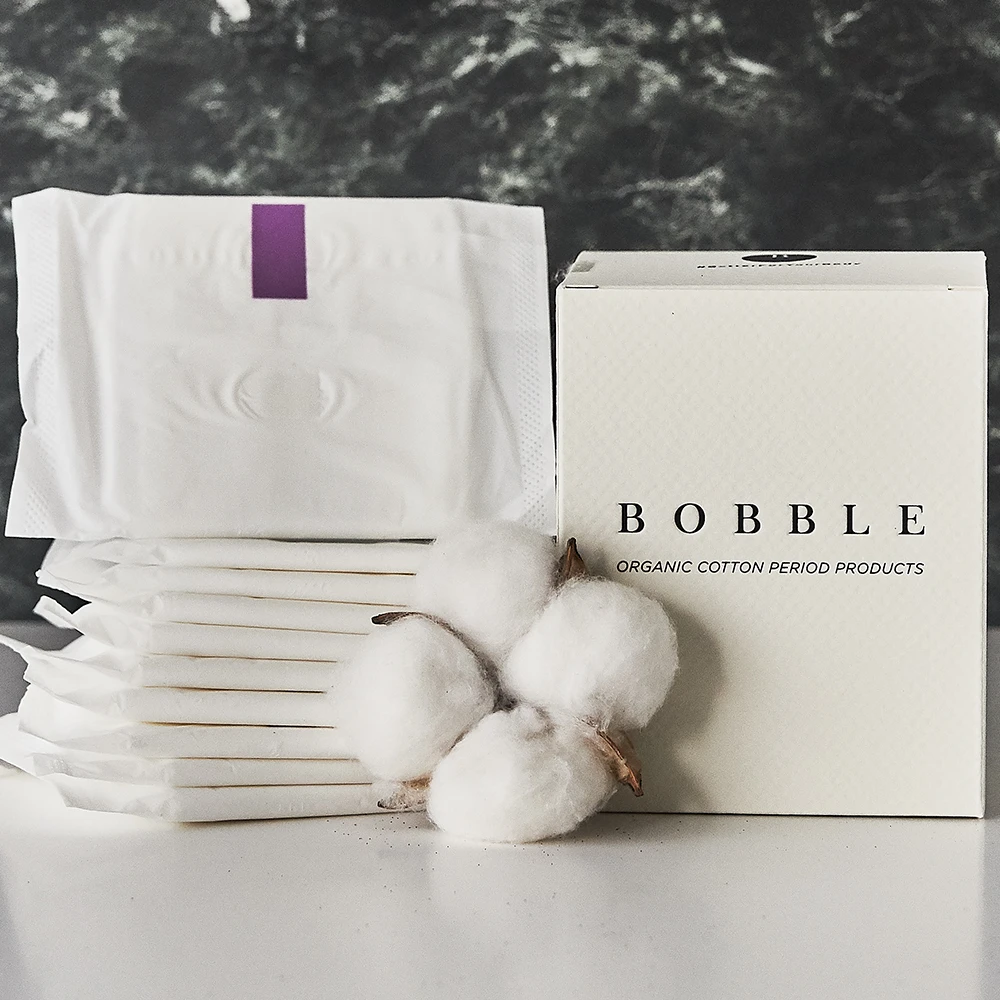 BOBBLE Day Pads - RE:HEALTH