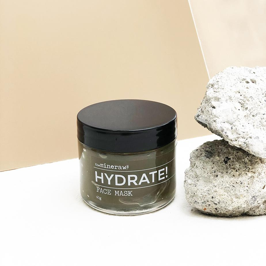 Hydrate: Face Mask - RE:HEALTH