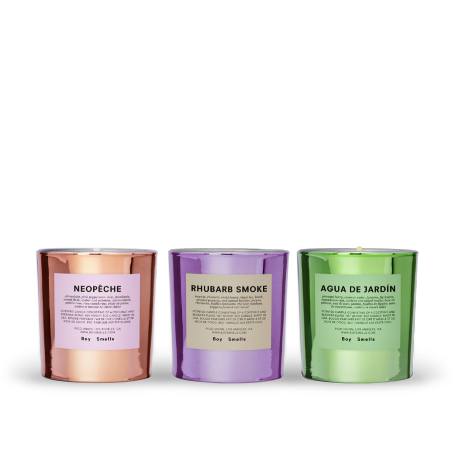 Limited Edition Hypernature Votive Set Candles - RE:HEALTH
