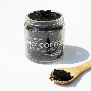 Mo' Coffee: Scrub - RE:HEALTH