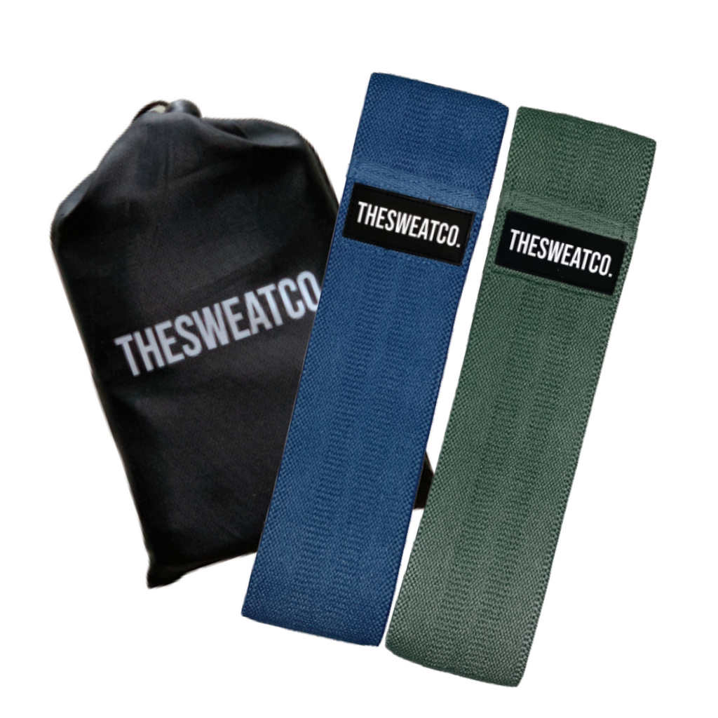 SWEATBAND BUNDLE | Camo & Aqua - RE:HEALTH