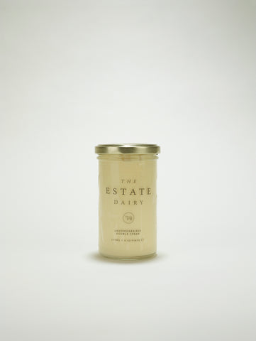 The Estate Dairy Double Cream