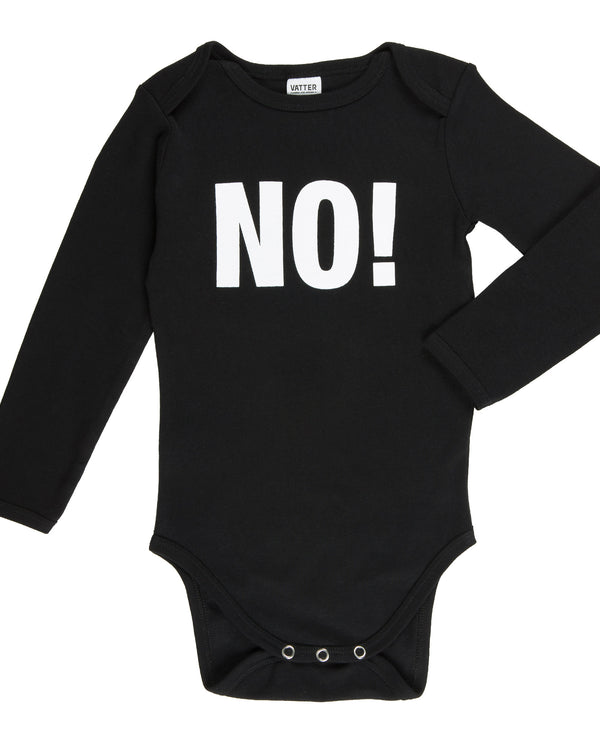 "Baby Body ""Naughty Nic"" Schwarz/NO!"