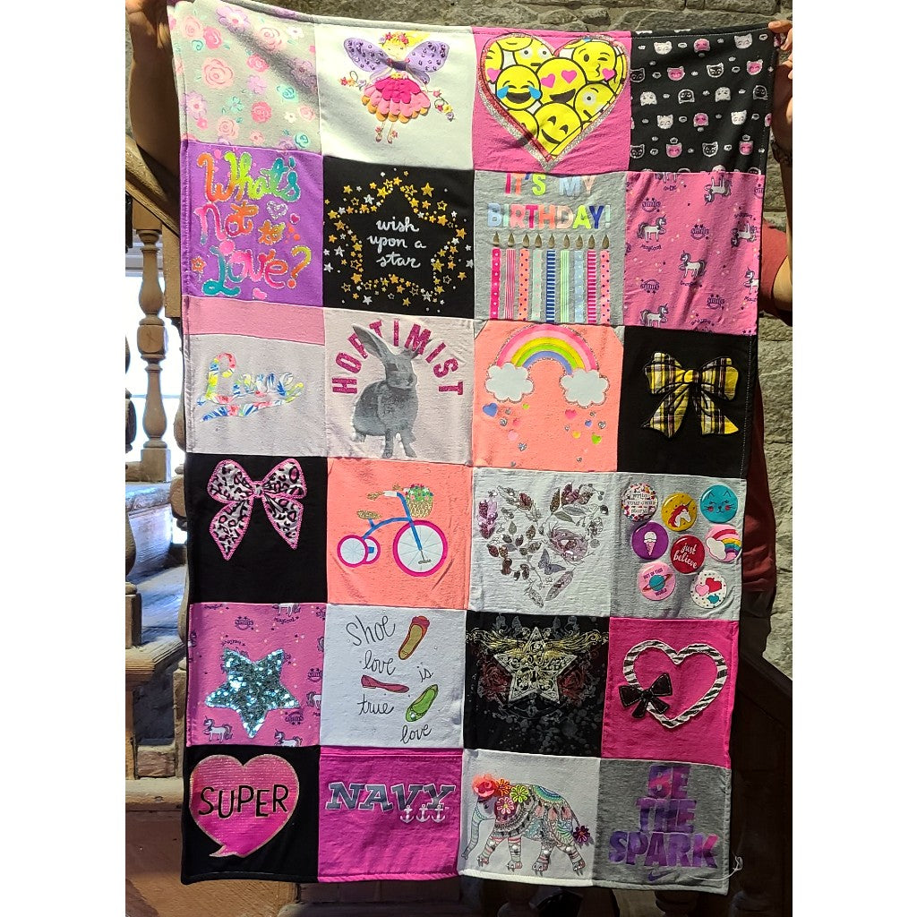 7 Tips to Make a Memory Quilt