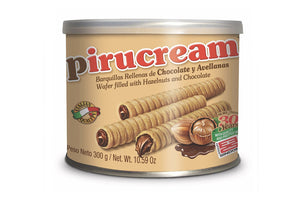 Pirucream de Chocolate | Chocolate Wafers