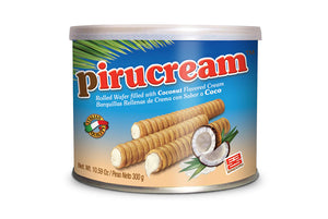 Pirucream de Coco | Coconut Wafers