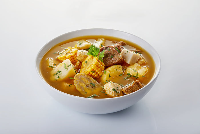 Sancocho • Hervido | Beef & Chicken Soup