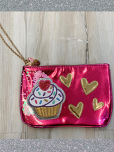 Load image into Gallery viewer, Sweets Cupcake Wristlet