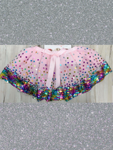 Load image into Gallery viewer, Party Time Sequin Skirt