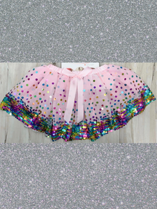 Party Time Sequin Skirt
