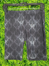 Load image into Gallery viewer, damask bike shorts bottoms | shop women's clothing clothes apparel online or in store boerne la te da boutique | a favorite of locals and san antonio visitors too