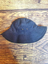 Load image into Gallery viewer, navy blue corduroy bucket hat fishing hat summer hat | shop women's clothing clothes apparel gifts accessories online or in store at boerne la te da boutique | a favorite of locals and san antonio visitors too