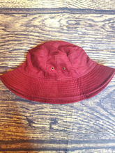 Load image into Gallery viewer, burgundy red corduroy bucket hat fishing hat summer hat | shop women's clothing clothes apparel gifts accessories online or in store at boerne la te da boutique | a favorite of locals and san antonio visitors too