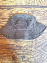 Load image into Gallery viewer, gray silver corduroy bucket hat fishing hat summer hat | shop women's clothing clothes apparel gifts accessories online or in store at boerne la te da boutique | a favorite of locals and san antonio visitors too