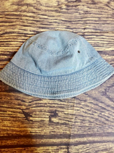 Load image into Gallery viewer, light blue light wash denim bucket hat fishing hat summer hat | shop women's clothing clothes apparel gifts accessories online or in store at boerne la te da boutique | a favorite of locals and san antonio visitors too