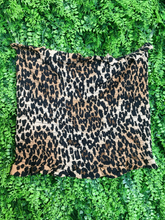Load image into Gallery viewer, leopard print animal print tube top shirt blouse | shop women's clothing clothes apparel gifts accessories online or in store at boerne la te da boutique | a favorite of locals and san antonio visitors too