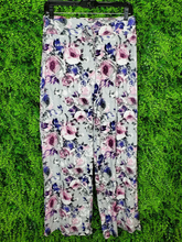 Load image into Gallery viewer, pink and purple floral lounge pants bottoms | shop women's clothing clothes apparel online or in store boerne la te da boutique | a favorite of locals and san antonio visitors too