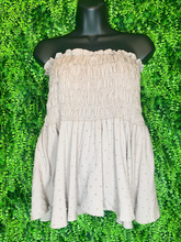 Load image into Gallery viewer, shop women's and girls' clothing clothes apparel gifts accessories jewelry online or in store at boerne la te da boutique | a favorite of locals and san antonio visitors too | best boerne boutiques | smocked skirt top