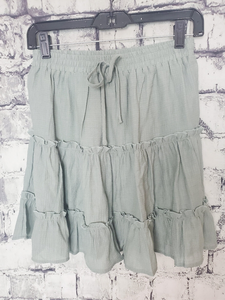 Gauze Skirt - 3 Colors!