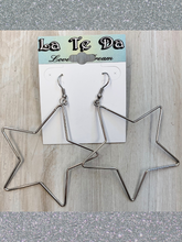 Load image into Gallery viewer, Star Earrings - 3 Colors!
