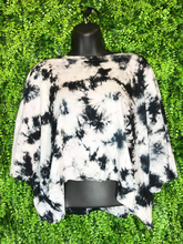 Load image into Gallery viewer, Tie Dye Crop Top shop women's and girls' clothing clothes apparel gifts accessories jewelry online or in store at boerne la te da boutique | a favorite of locals and san antonio visitors too | best boerne boutiques