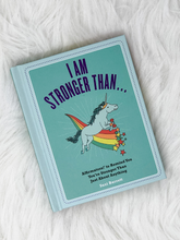 Load image into Gallery viewer, I am Stronger Than...Affirmators Book