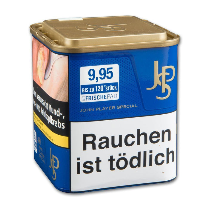 JPS Blue Volume Tobacco Dose