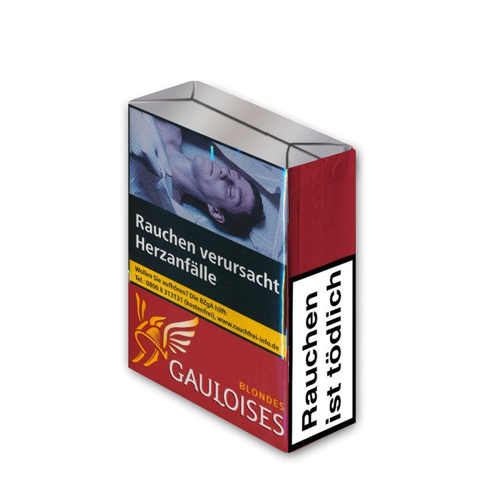 Gauloises Blondes Rouge Soft