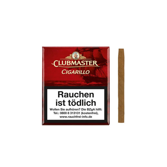 Clubmaster Cigarillo Red