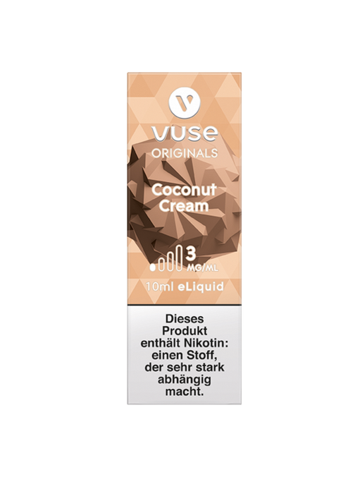 Vuse Bottle Coconut Cream