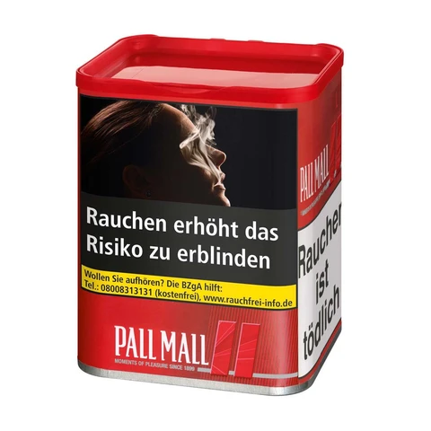 Pall Mall Red Dose