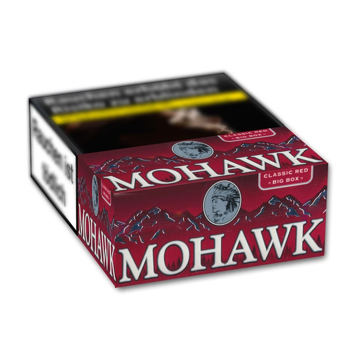 Mohawk Red