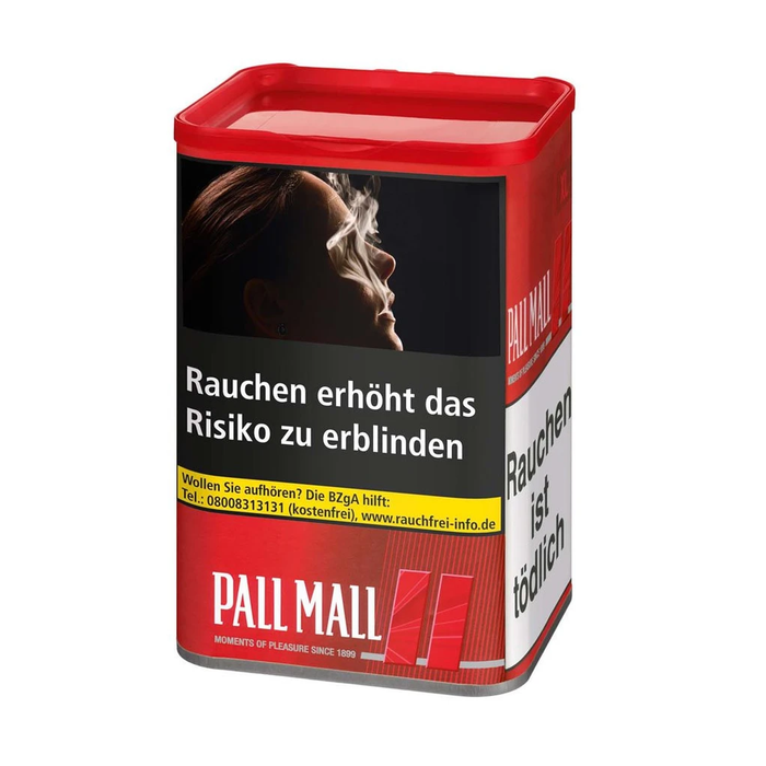 Pall Mall Red Dose klein