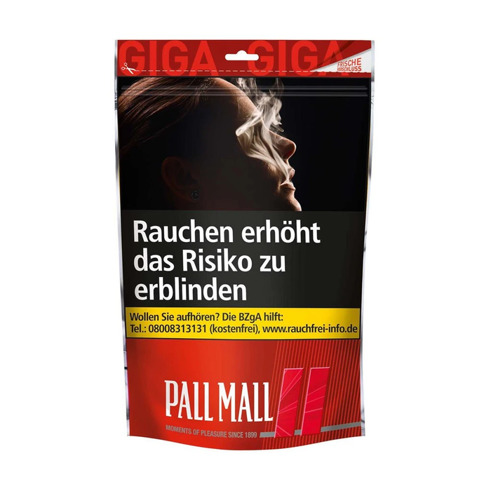 Pall Mall Red Beutel
