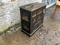 Contemporary Chinoiserie Chest of Drawers